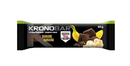 Barre endurance Kronobar Choco/Banane 50g