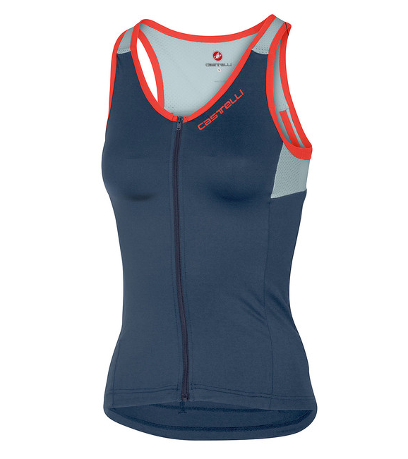Castelli Solare Top Sleeveless Jersey