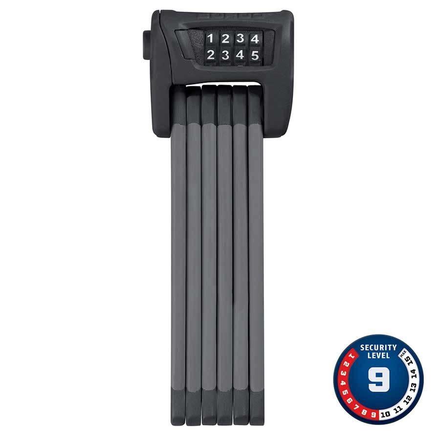 Abus Bordo Combo 6100 Folding Code Lock 90cm (3')
