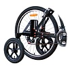 Roues stabilisatrices EVO Mobility HD Noir