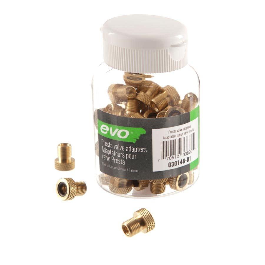 Adaptateurs de valve Presta