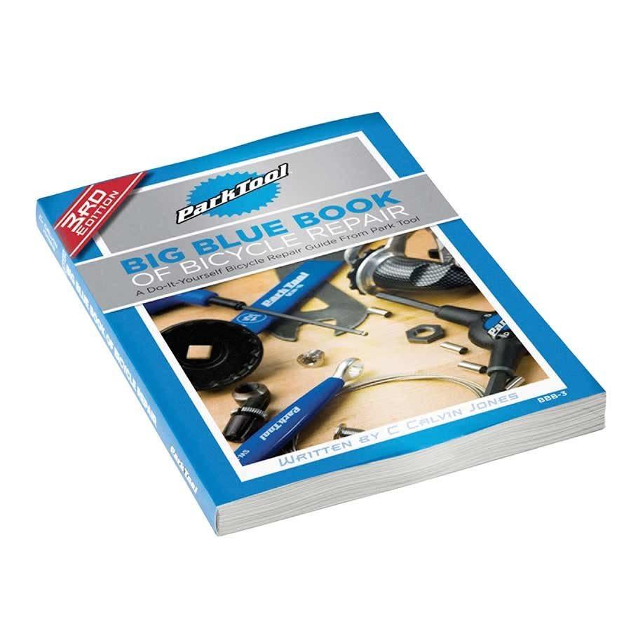 Guide de réparation Park Tool Big Blue Book 3e édition