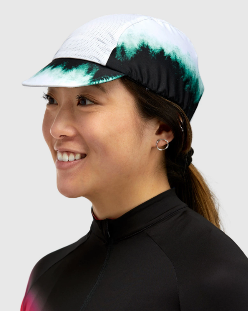 Peppermint Signature Riding Cap Woman Pine