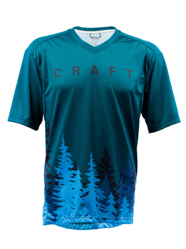 Craft Wild Places Jersey Blue