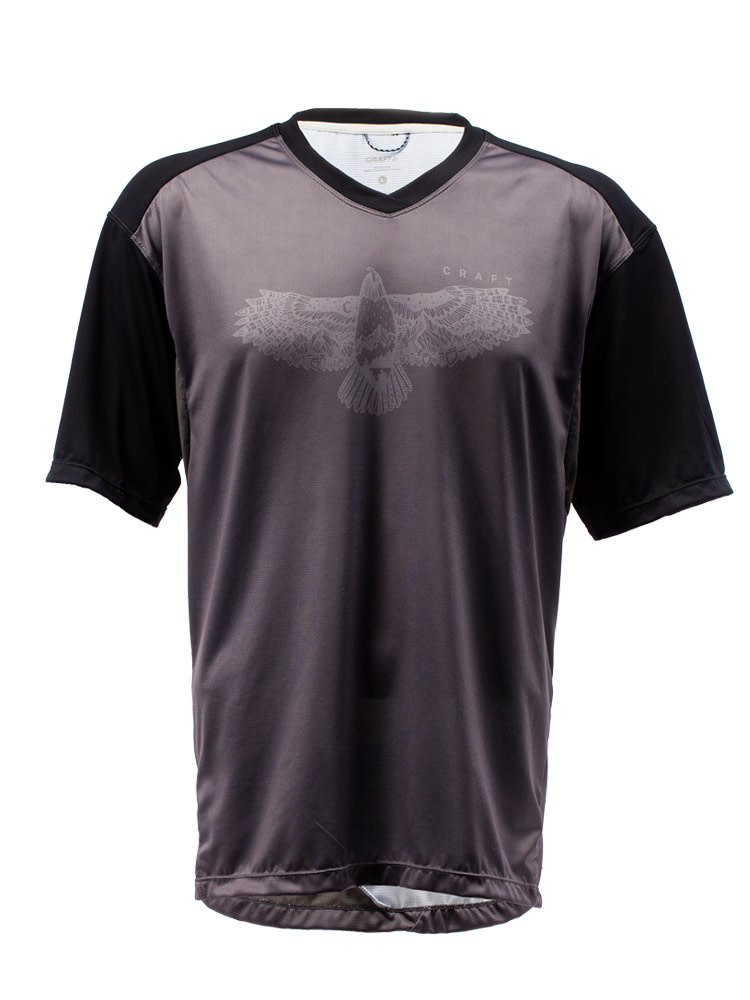 Maillot Craft Wild Places Gris