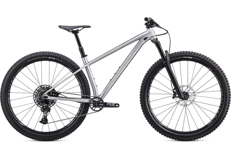 Specialized Fuse Expert 29 Bike 2020 Satin Brushed