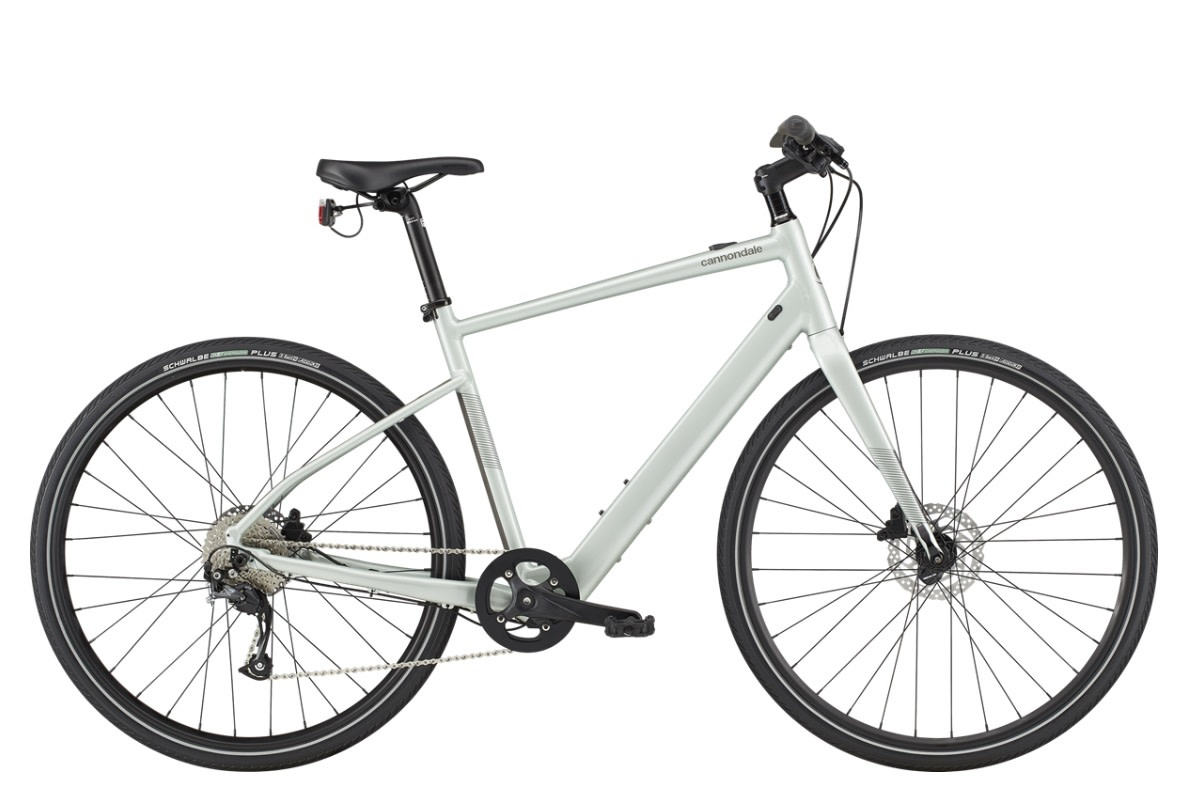 Cannondale Quick Neo SL Bike 2020 Grey