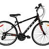DCO Downtown 700 Bike 2020 Black/Orange