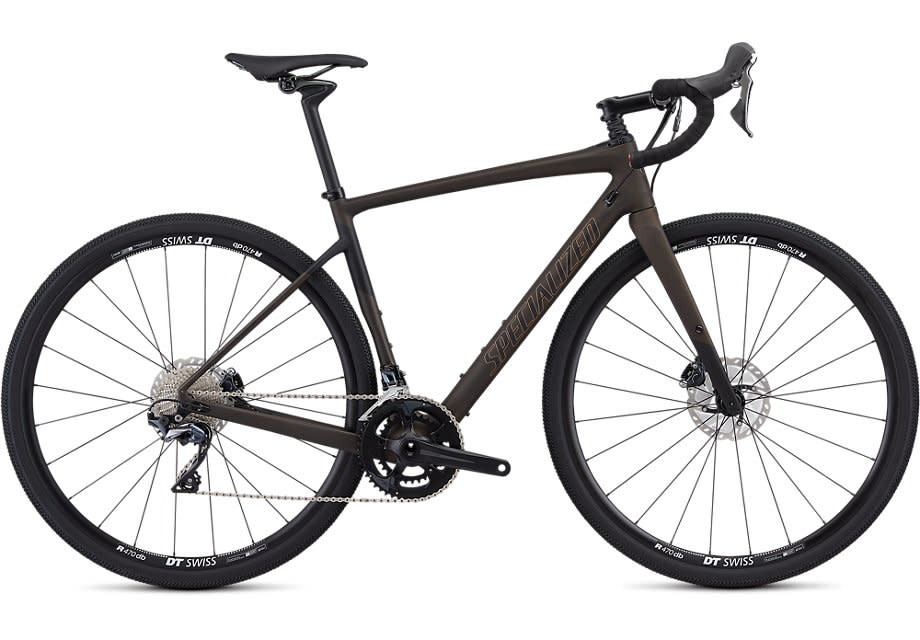 Specialized Diverge Comp Used Bike 2019 Brown/Black