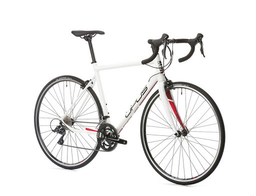 Opus Andante 4 Bike 2018 White Large