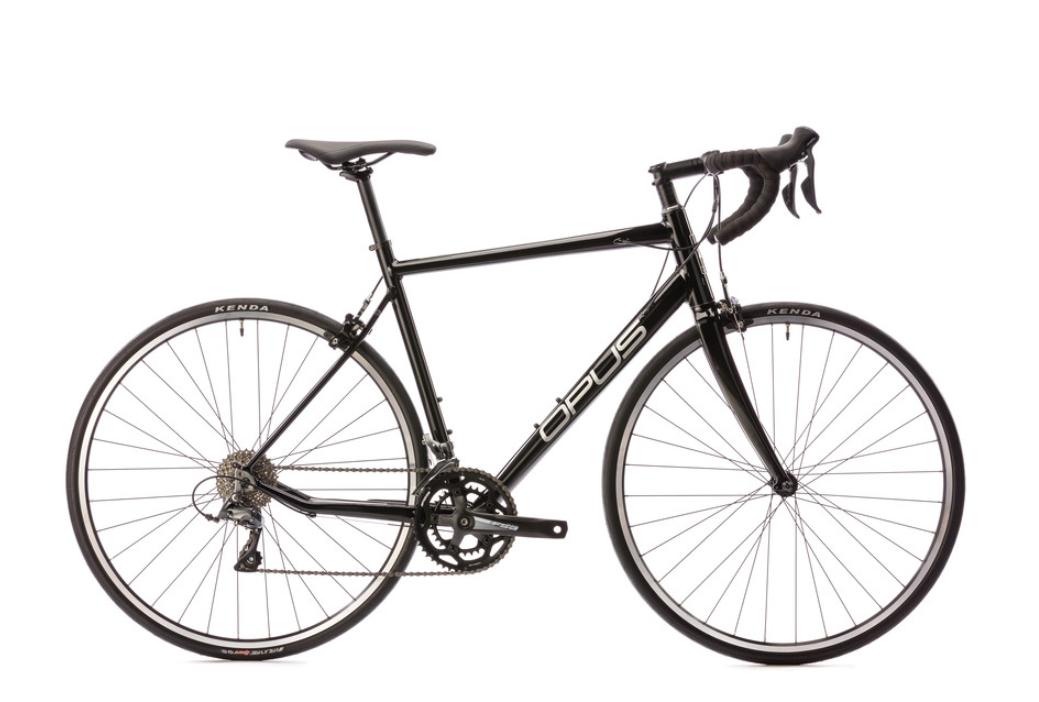 Opus Andante Claris Bike 2020 Black