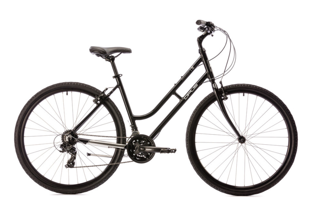 Opus Mondano ST Bike 2020 Black Small