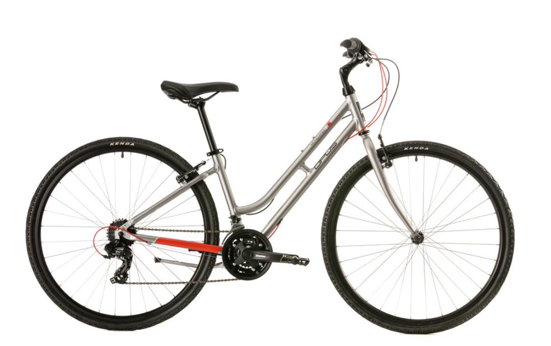 Opus Mondano 2 ST Bike 2020 Grey
