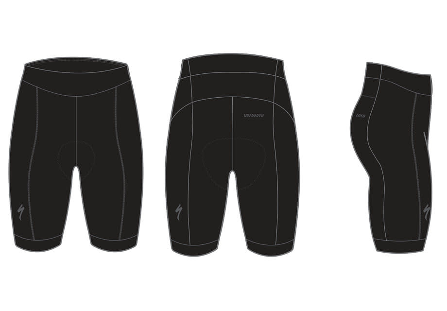 Cuissard Specialized RBX Short Femme