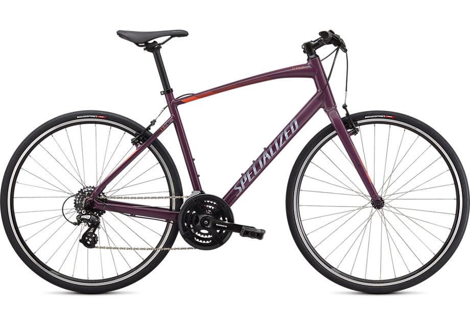 Specialized Sirrus 1.0 Bike 2020 Lilac