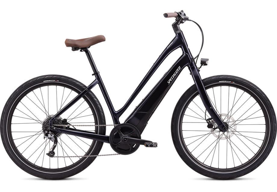 Specialized Turbo Como 3.0 Low Step Electrical Bike 2020 Black