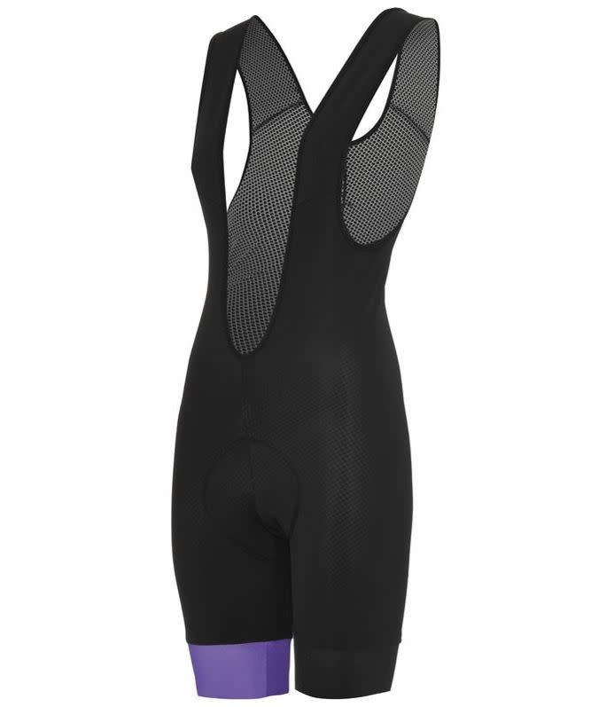 Stolen Goat Bodyline One Woman Bibs Black/Purple