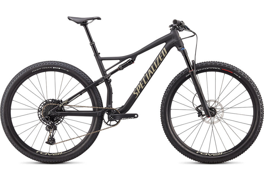 Specialized Epic Comp EVO Bike 2020 Black