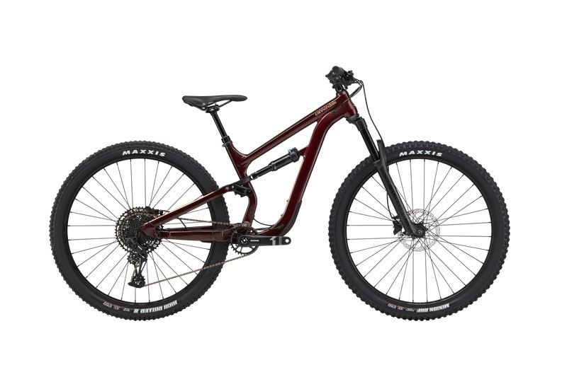 Vélo Cannondale Habit 2 Femme 2020 Maron Medium