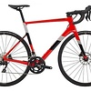 Cannondale SuperSix Evo Carbon Disc 105 Bike 2020 Red