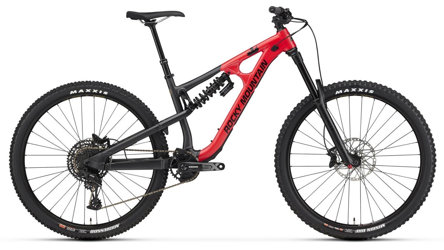 Rocky Mountain Slayer A30 29 Bike 2020 Red/Black Large