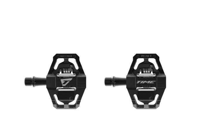 SPECIALE 8 ENDURO/DH PEDAL ATAC STL HOL BLACK