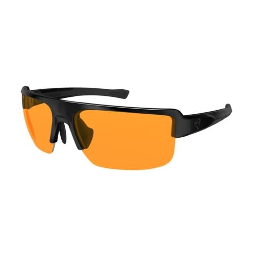 Lunette Ryders Seventh Noir / Lentille Orange