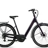 Orbea Optima E50 Electrical Bike Purple Small
