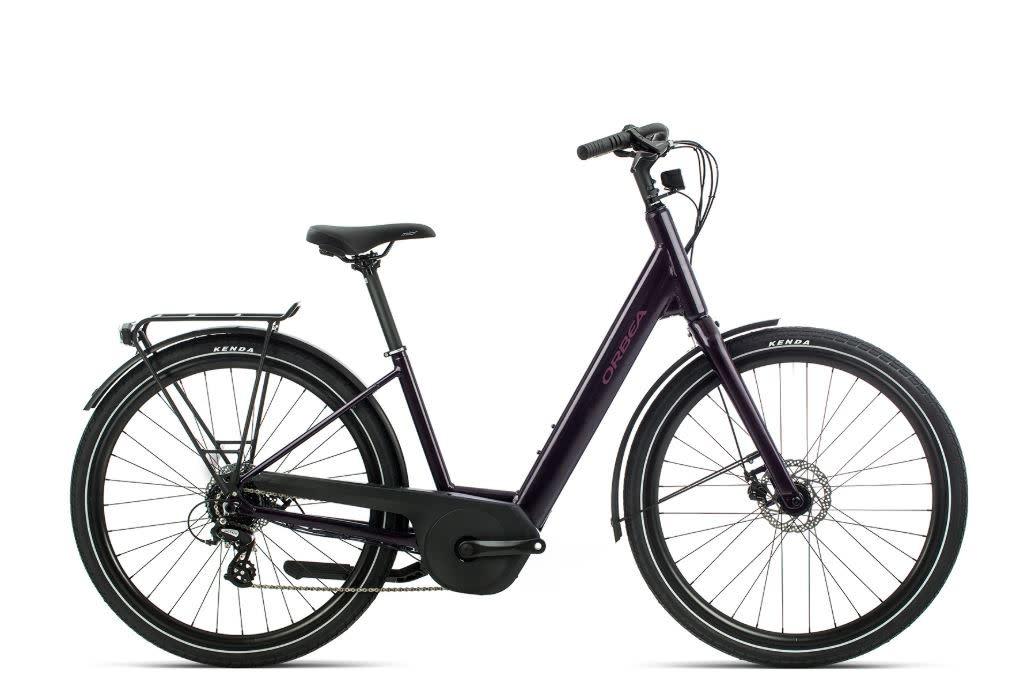 Vélo électrique Orbea Optima E50 Violet Small