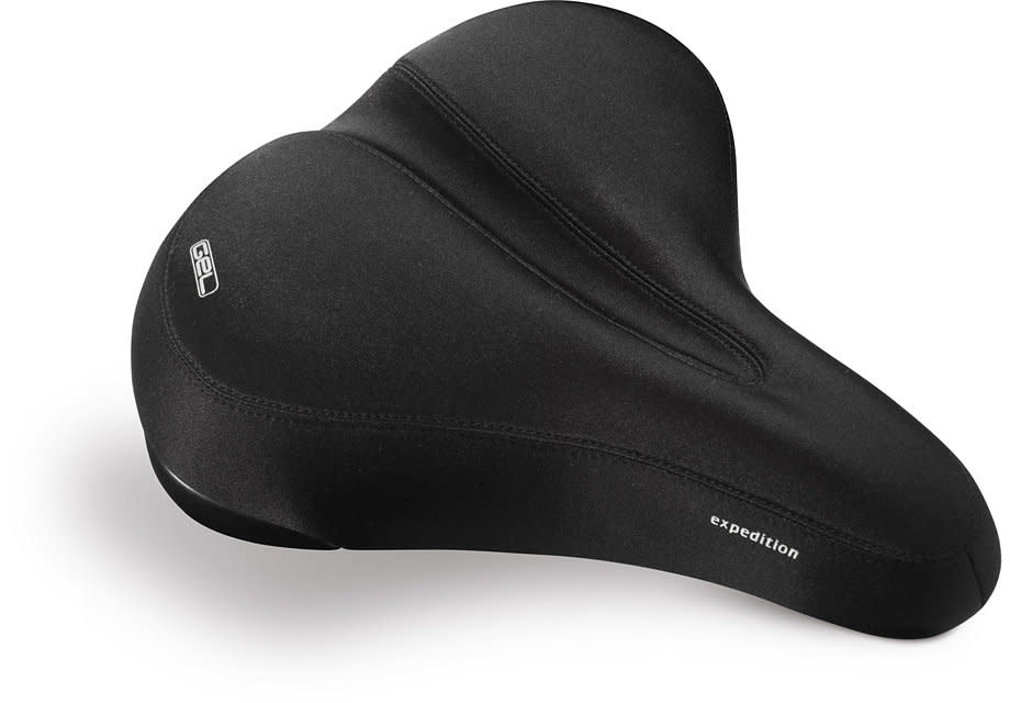 Selle Specialized Expedition Gel Noir