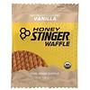 Gaufres énergétiques Honey Stinger Vanille