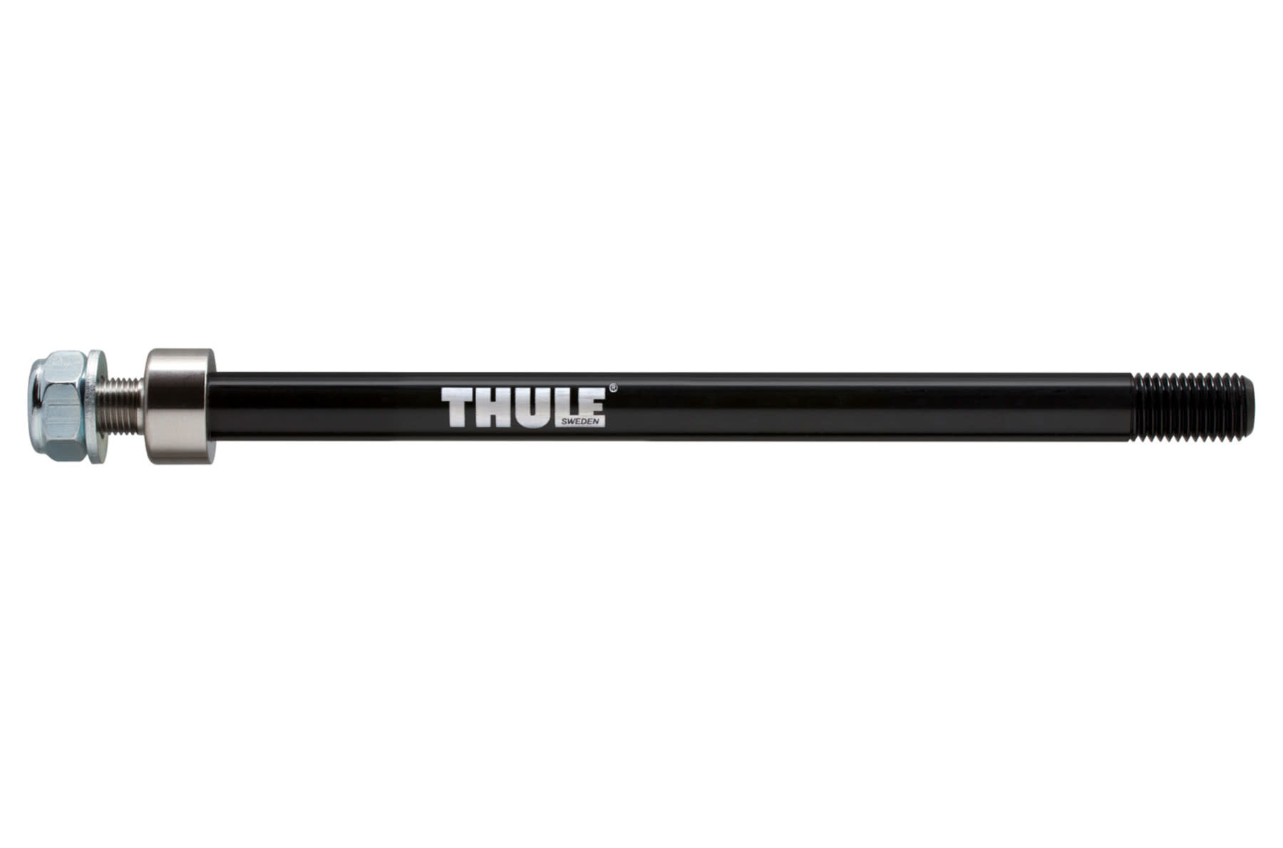 Axe Thule Thru Axle 172 Or 178mm (M12X1.5) - Shimano Noir