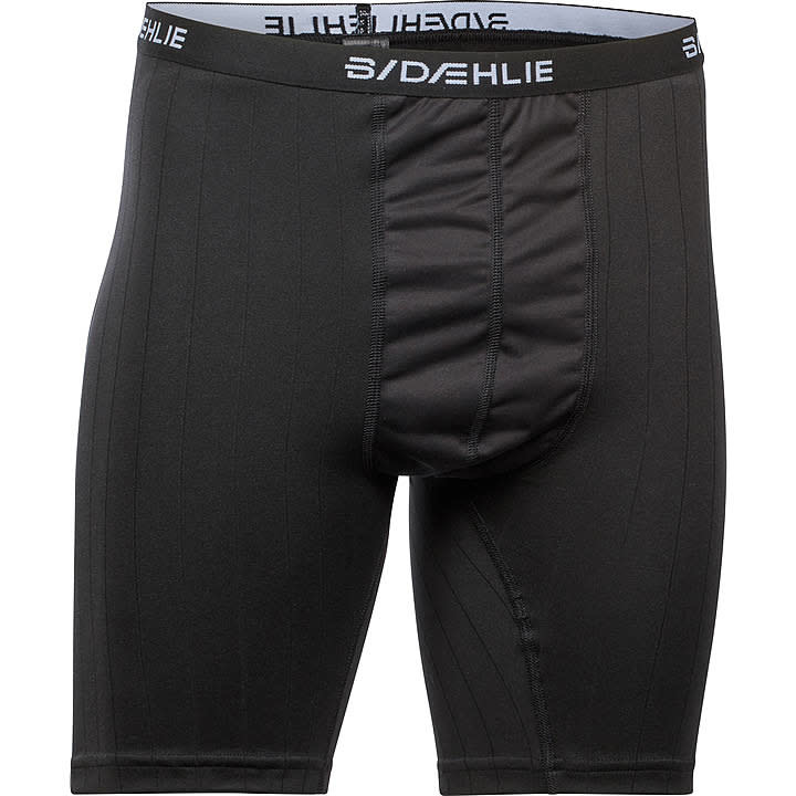 Boxer Bjorn Daehlie Wool Tech WindR Noir