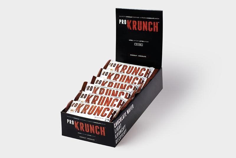 Barre énergétique ProKrunch Chocolat (Boite de 24)