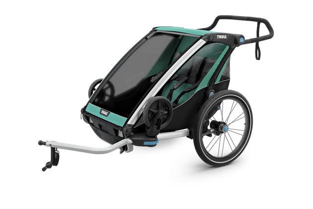 Chariot Thule Lite 2 Bleu