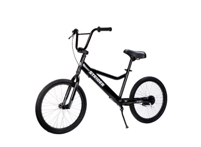 Strider 20 Sport Bike Black
