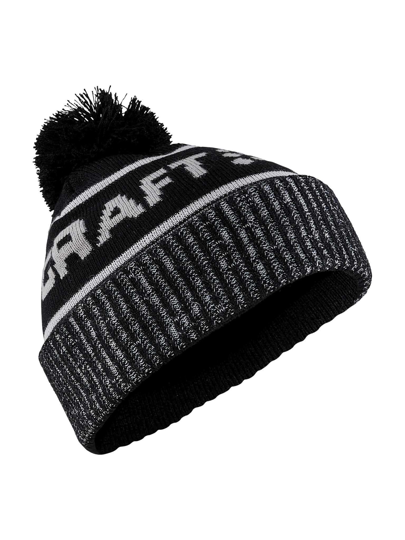 Bonnet Craft Core Retro Logo Noir/Blanc
