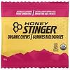 Jujubes énergétiques Honey Stinger Organic Frappé au fruits
