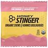 Jujubes énergétiques Honey Stinger Organic Limonade
