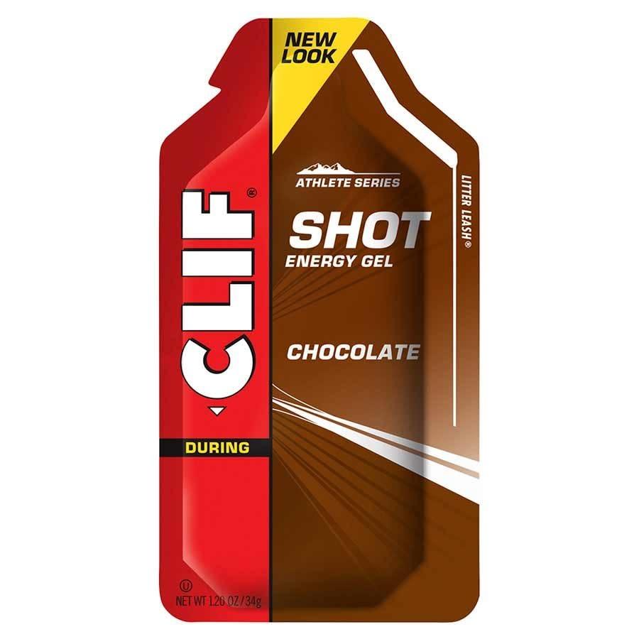 Gel énergétique Clif Shot Chocolat