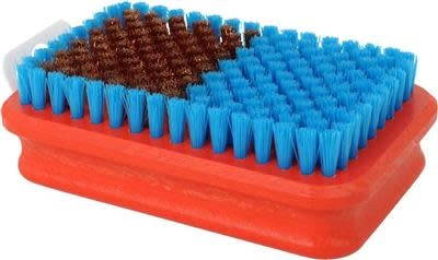 Brosse Swix  Bronze/Nylon Bleu Rectangle