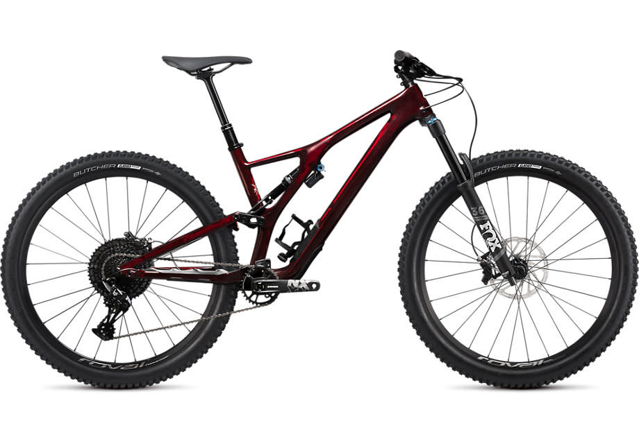 Specialized Stumpjumper Comp Carbon EVO 27.5 2020 Red S3