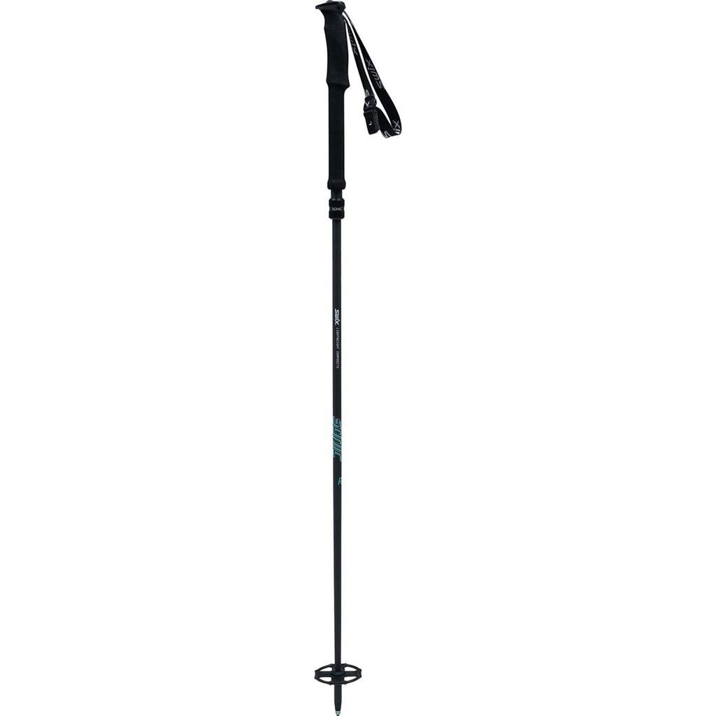 Swix Sonic R2 Telescopic Pole Black