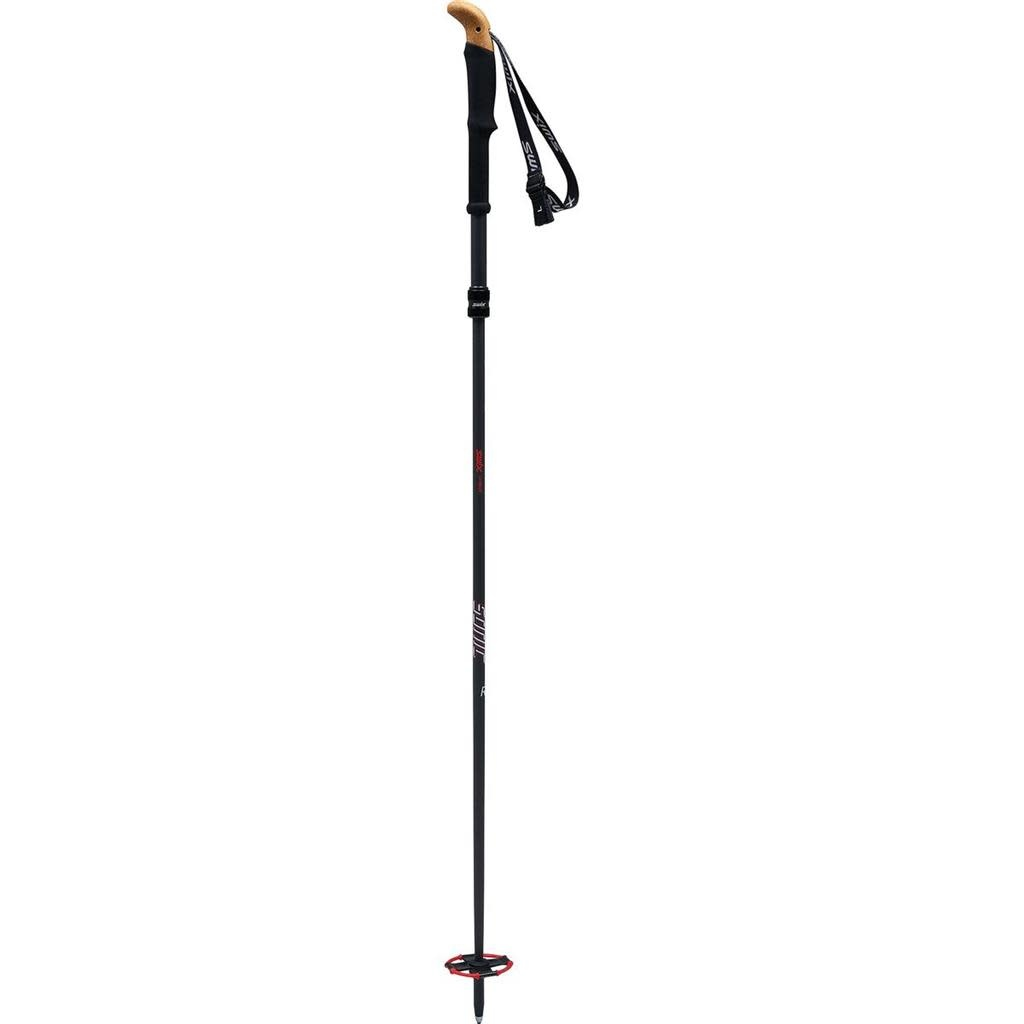 Swix Sonic R1 Trekking Telescopic Pole Black