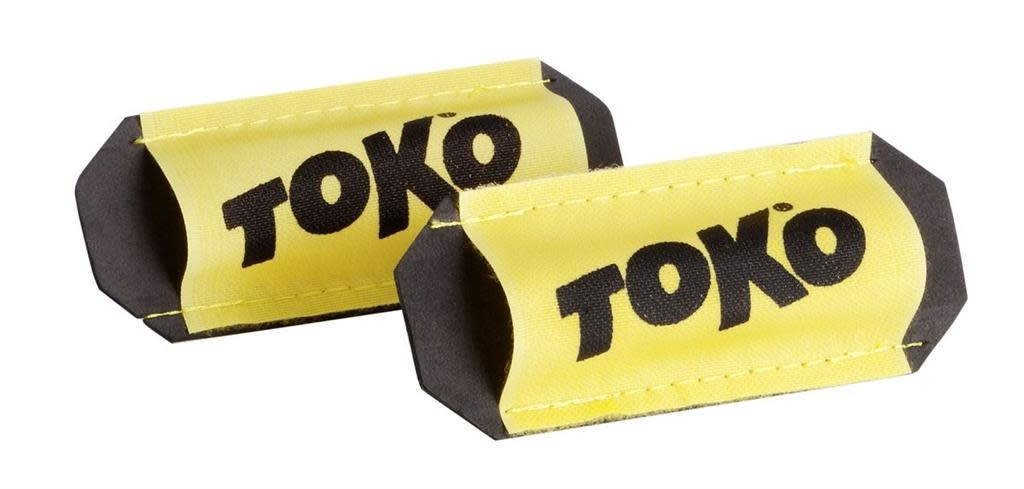 Toko Ski Ties (Sleeve) Yellow (Pair)