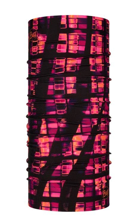 Cache-cou Buff Original Pixel Pourpre
