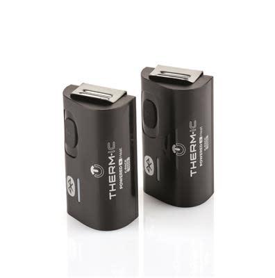 Batteries Bluetooth C-Pack 1300 pour semelles chauffantes