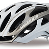 Casque Specialized S-Works Prevail Femme Blanc/Argent