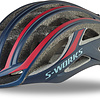 Casque Specialized Prevail II Marin/Rouge Small