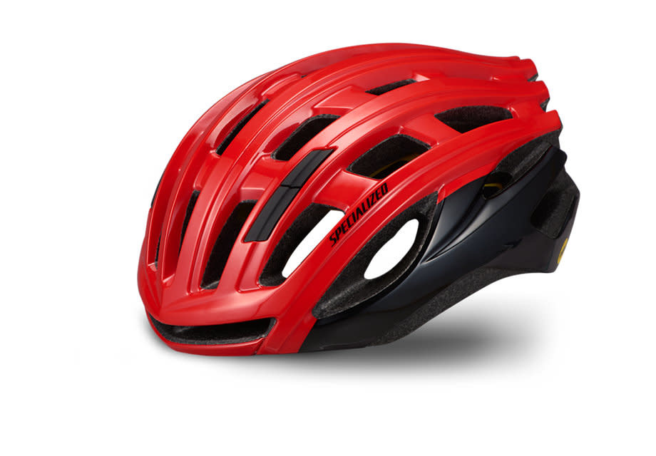 Casque Specialized Propero 3 ANGi Mips Rouge/Noir